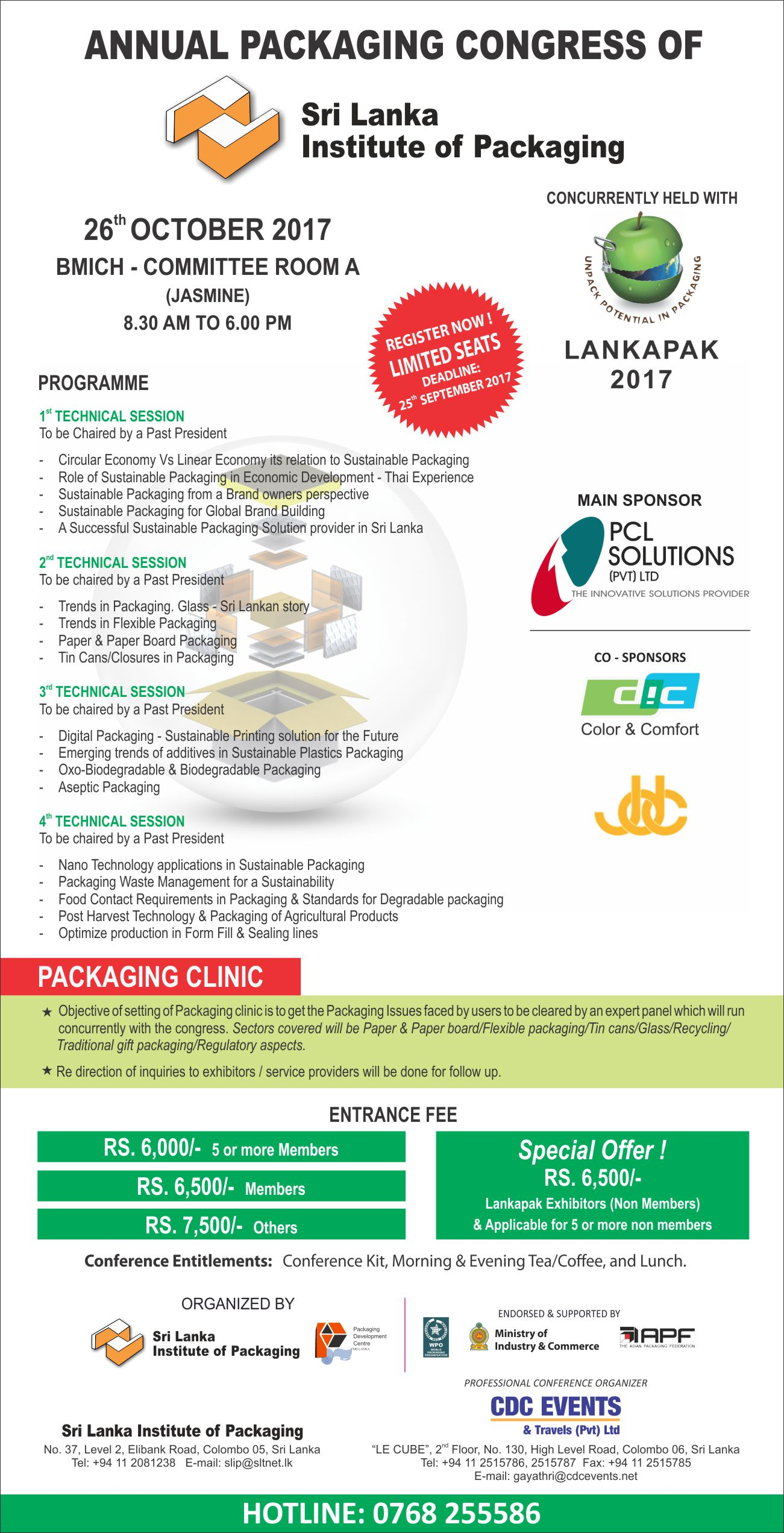 annual packaging congress